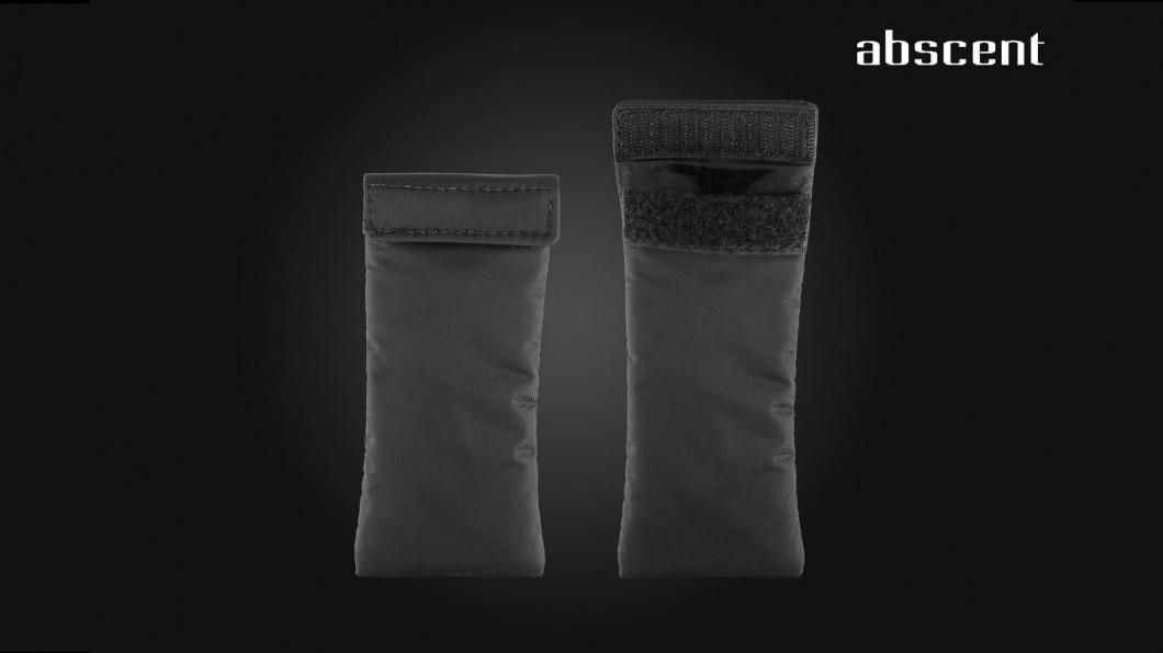 Abscent Bag - geruchsdichte Tasche